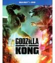 GODZILLA vs. KONG (BD + DVD) (*)