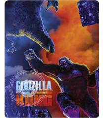 GODZILLA vs. KONG (EDICIÓN ESPECIAL STEELBOOK) (*)