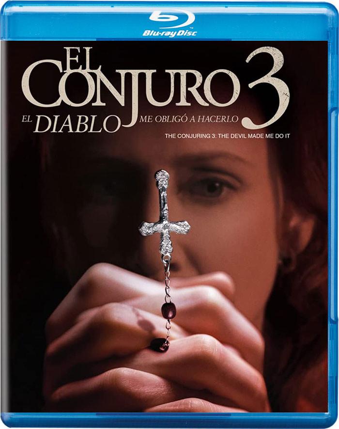 EL CONJURO 3 (EL DIABLO ME OBLIGÓ HACERLO) (*)