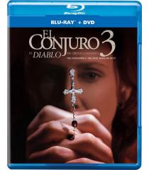 EL CONJURO 3 (EL DIABLO ME OBLIGÓ HACERLO) (BD + DVD) (*)