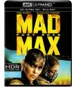 4K UHD - MAD MAX (FURIA EN EL CAMINO)