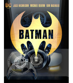4K UHD - BATMAN (TITANS OF CULT STEELBOOK)