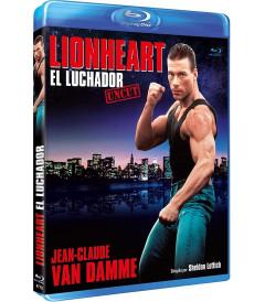 LEON PELEADOR SIN LEY (LIONHEART) - Blu-ray