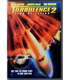 DVD - TURBULENCIA 2 (MIEDO A VOLAR)