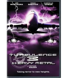 DVD - TURBULENCIA 3 (SECUESTRO EN LA RED)