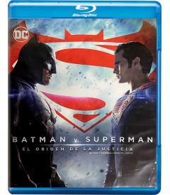BATMAN VS SUPERMAN (EL ORIGEN DE LA JUSTICIA) - USADA