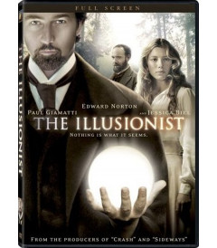 DVD - EL ILUSIONISTA - USADA