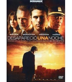 DVD - DESAPARECIO UNA NOCHE - USADA