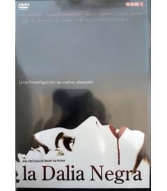 DVD - LA DALIA NEGRA - USADA