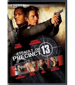 DVD - ASALTO AL PRECINTO 13 - USADA