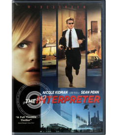 DVD - LA INTÉRPRETE - USADA