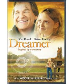 DVD - DREAMER (PERSIGUIENDO UN SUEÑO) - USADA