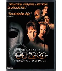 DVD - HALLOWEEN H20 (20 AÑOS DESPUÉS) - USADA