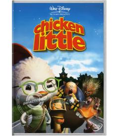 DVD - CHICKEN LITTLE - USADA