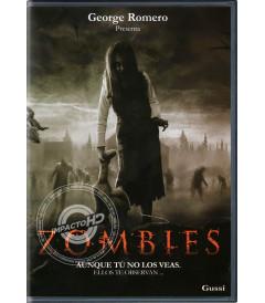 DVD - ZOMBIES - USADA