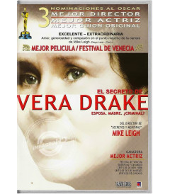 DVD - EL SECRETO DE VERA DRAKE - USADA