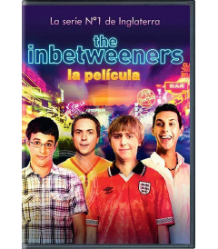 DVD - THE INBETWEENERS (LA PELÍCULA) - USADA