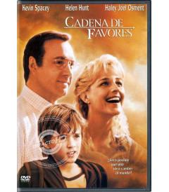 DVD - CADENA DE FAVORES - USADA