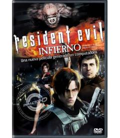 DVD - RESIDENT EVIL (INFIERNO) - USADA