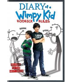 DVD - EL DIARIO DE UN CHICO EN APUROS 2 (LAS REGLAS DE RODRICK) - USADA