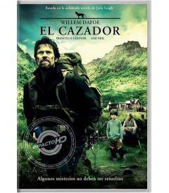 DVD - EL CAZADOR - USADA