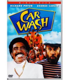 DVD - CAR WASH (UN MUNDO APARTE) - USADA