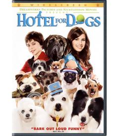 DVD - HOTEL PARA PERROS - USADA