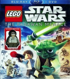 LEGO STAR WARS (THE PADAWAN MENACE)