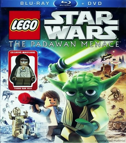 LEGO STAR WARS (THE PADAWAN MENACE)