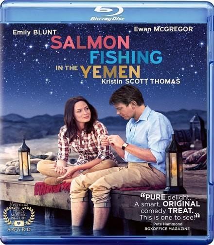 SALMON FISHING IN THE YEMEN - Blu-ray